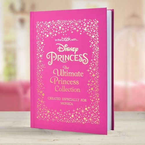 Personalised Disney Princess Ultimate Book Collection